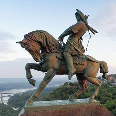 Салават Юлаев - памятник