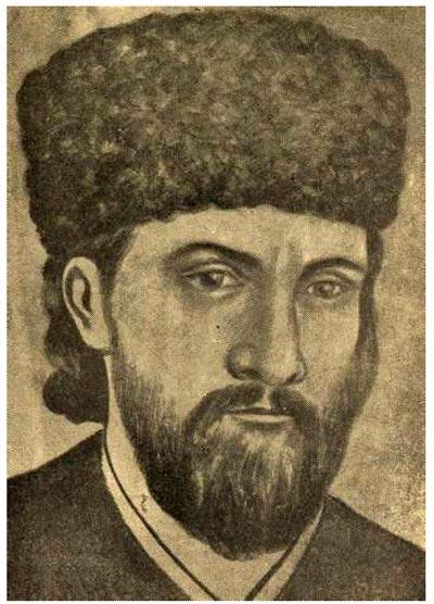Емельян Пугачев, портрет