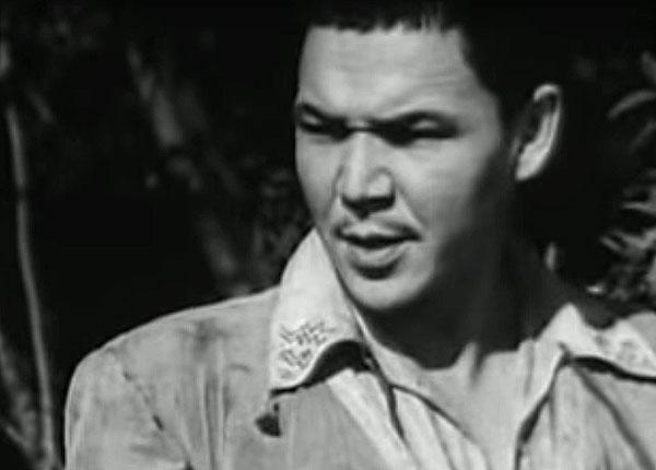 Арслан Мубаряков в образе Салавата Юлаева в кино